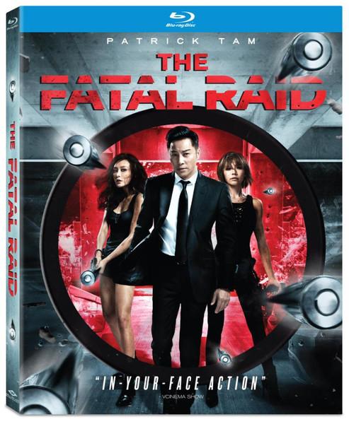 The Fatal Raid Blu-ray