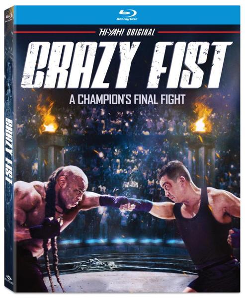 Crazy Fist Blu-ray