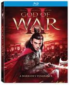 God of War II Blu-ray