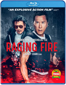 Raging Fire Blu-ray