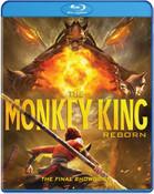 The Monkey King Reborn Blu-ray
