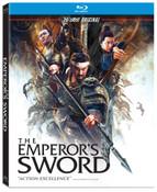 The Emperor's Sword Blu-ray