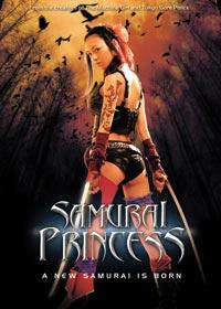 Samurai Princess DVD 812491010785