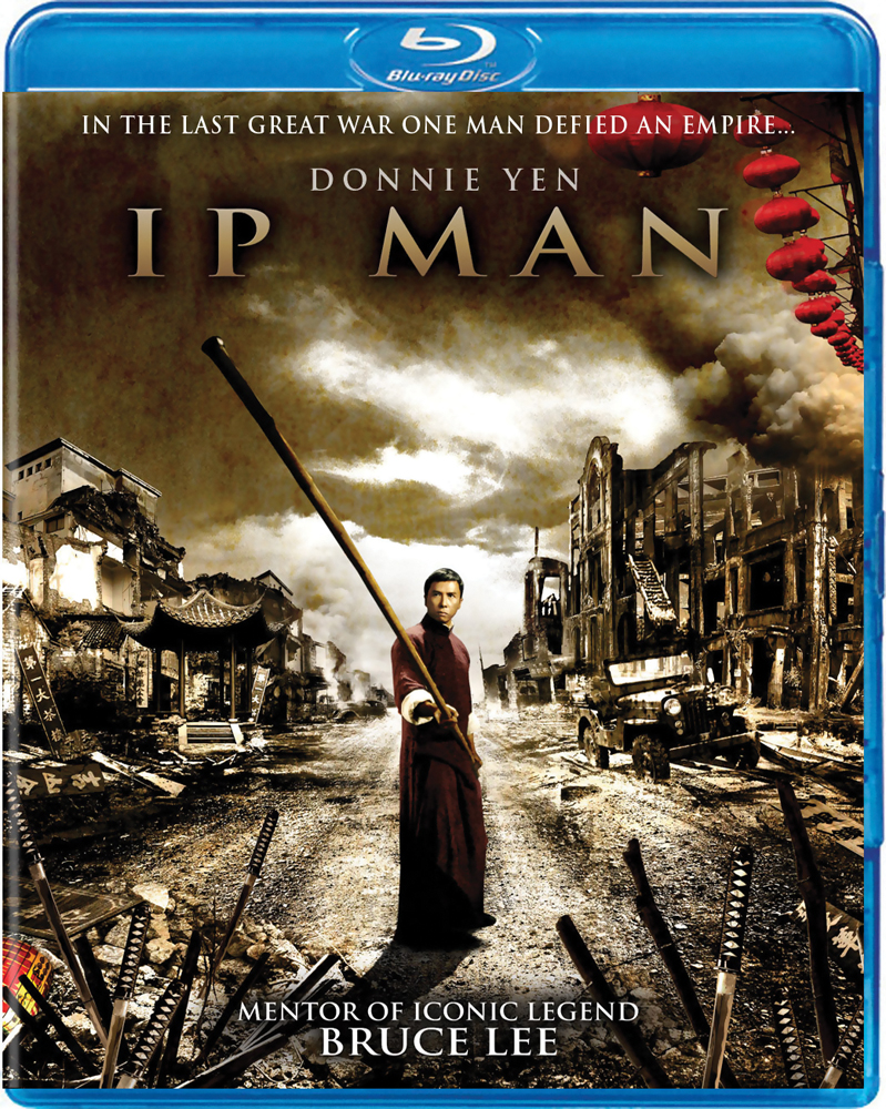Ip Man Blu-ray 812491011461