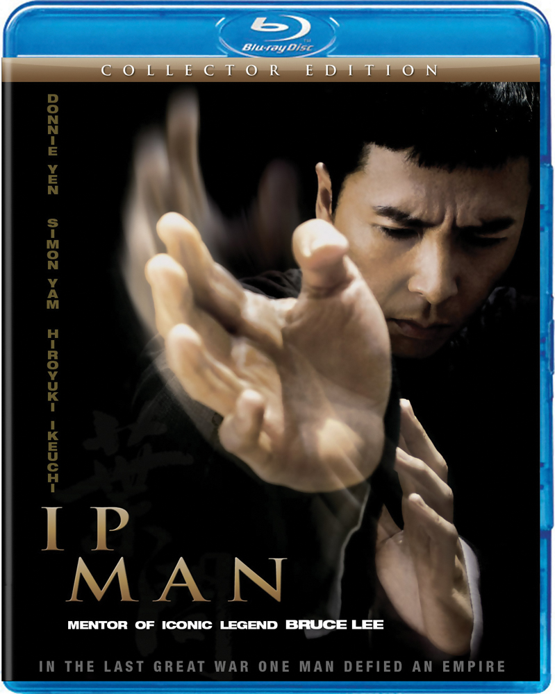 Ip Man Collector's Edition Blu-ray 812491011522
