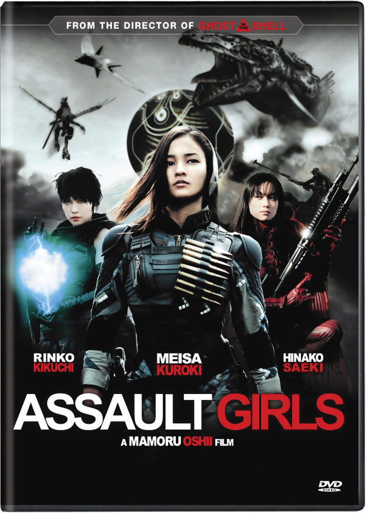 Assault Girls DVD 812491011645