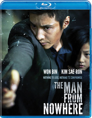 The Man From Nowhere Blu-ray 812491012055