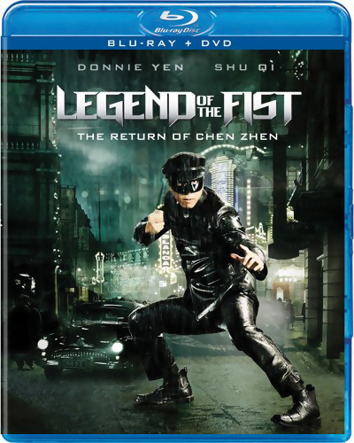 Legend of the Fist: Return of Chen Zhen Blu-ray/DVD 812491012154