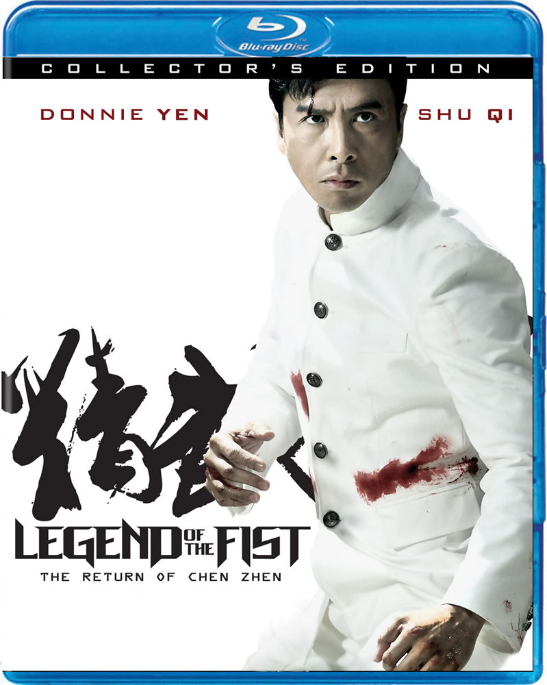 Legend of the Fist: Return of Chen Zhen Blu-ray 812491012178