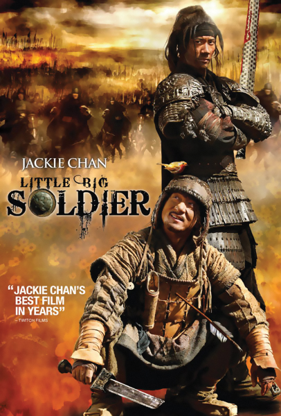 Little Big Soldier DVD 812491012185