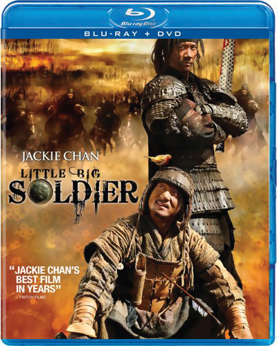 Little Big Soldier Blu-ray/DVD 812491012192