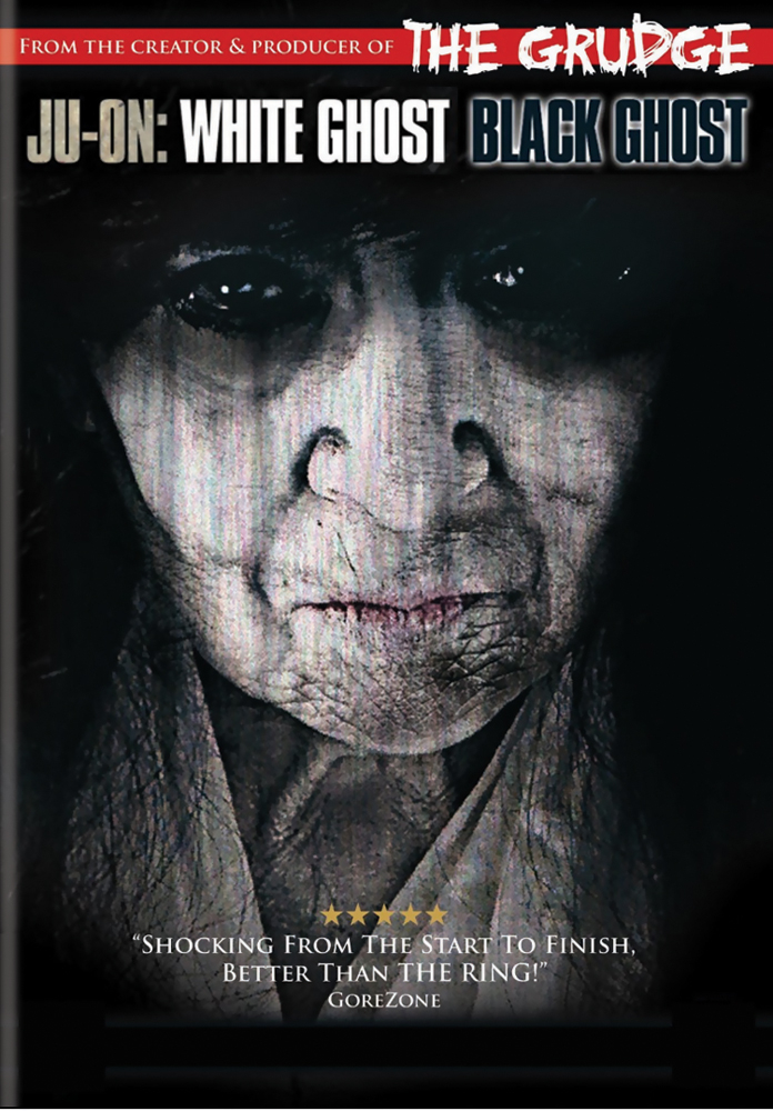 Ju-On: White Ghost / Black Ghost DVD 812491012208
