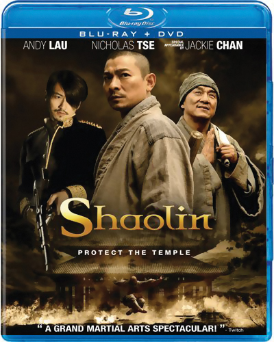 Shaolin Blu-ray 812491012437