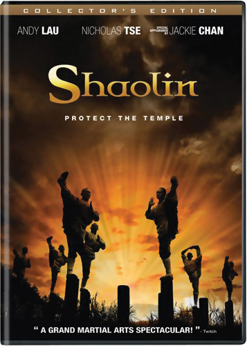 Shaolin Collector's Edition DVD 812491012444