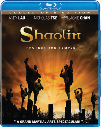Shaolin Collector's Edition Blu-ray 812491012451
