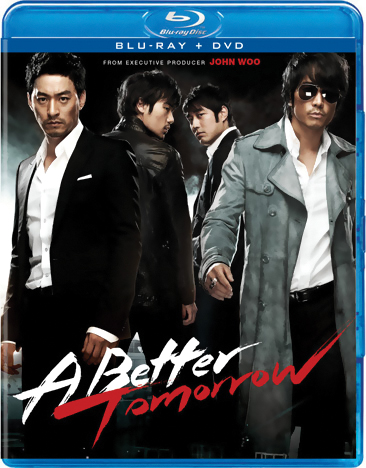 A Better Tomorrow Blu-ray/DVD 812491012543