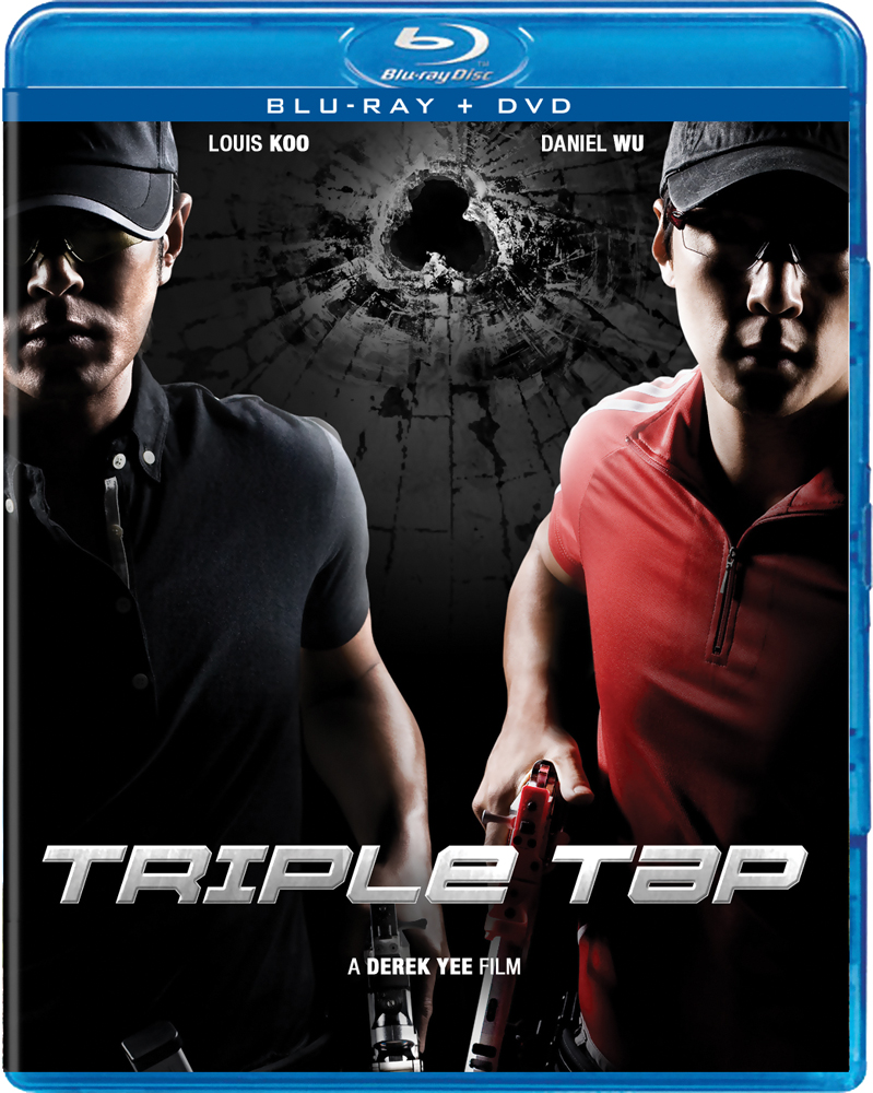 Triple Tap Blu-ray/DVD 812491012574