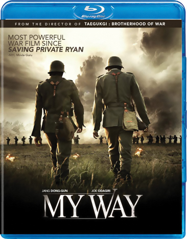My Way Blu-ray 812491012826