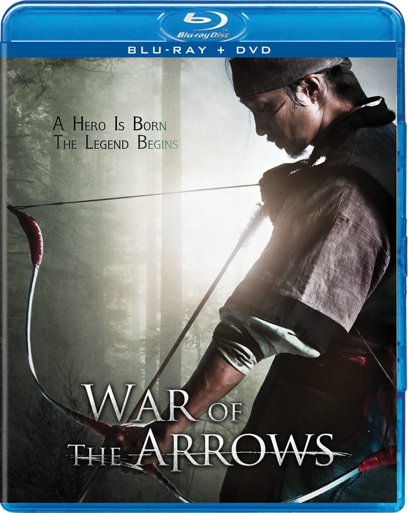 War of the Arrows Blu-ray/DVD 812491012864