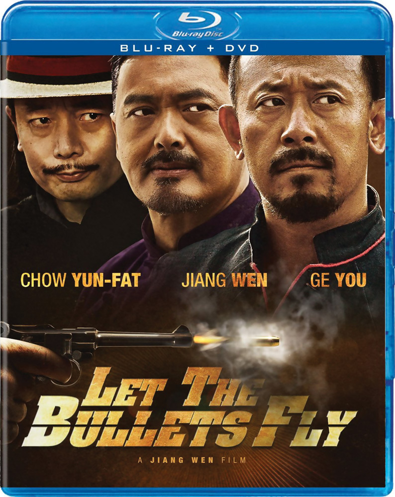 Let the Bullets Fly Blu-ray/DVD 812491012987