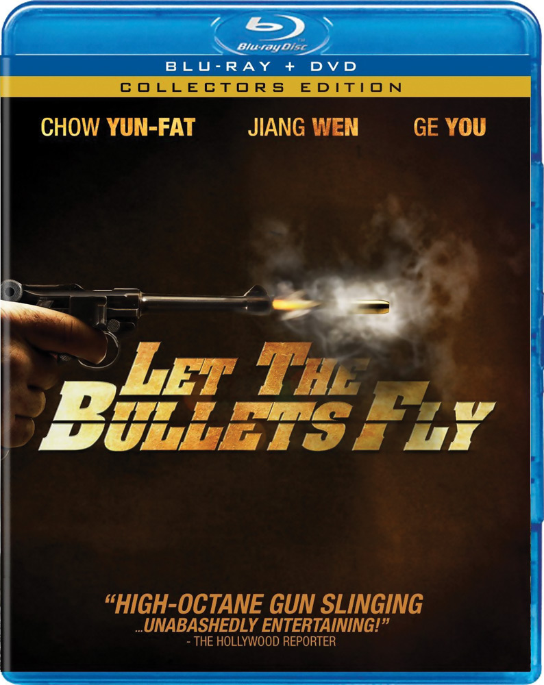 Let the Bullets Fly Collector's Edition Blu-ray 812491013007
