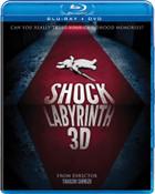 Shock Labyrinth 3D Blu-ray/DVD