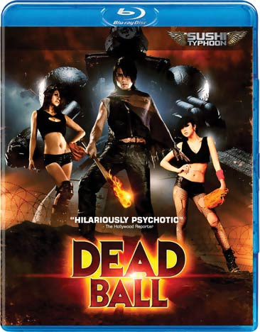Dead Ball Blu-ray 812491013212