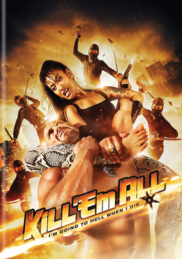 Kill 'Em All DVD 812491013441