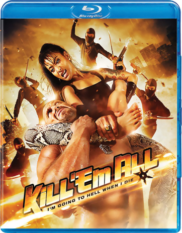 Kill 'Em All Blu-ray 812491013458