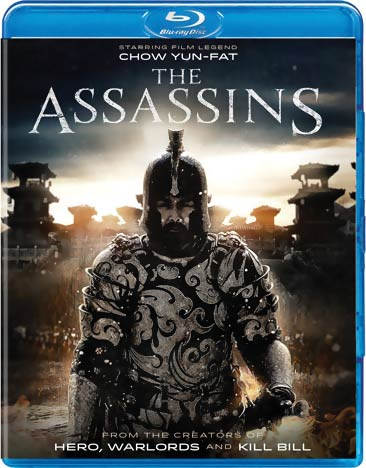 Assassins Blu-ray 812491013601