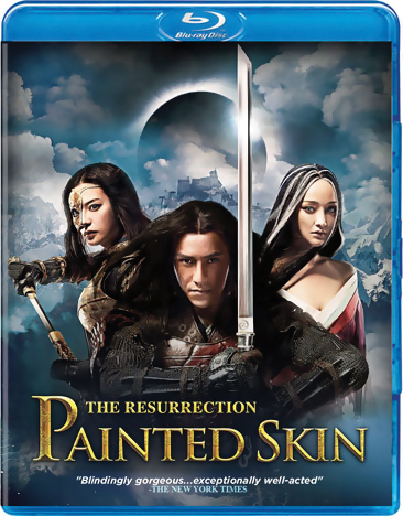 Painted Skin: The Resurrection Blu-ray 812491013687