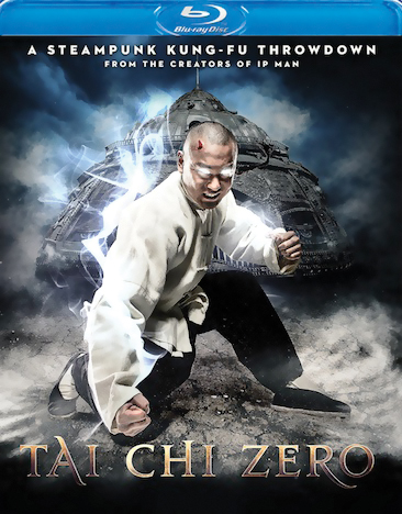 Tai Chi Zero Blu-ray 812491013700