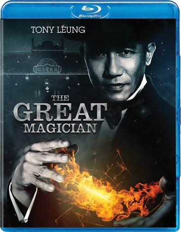 The Great Magician Blu-ray 812491013762
