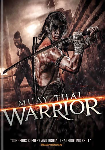 Muay Thai Warrior DVD 812491013779