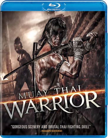 Muay Thai Warrior Blu-ray 812491013786