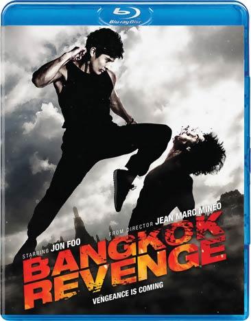 Bangkok Revenge Blu-ray 812491013809