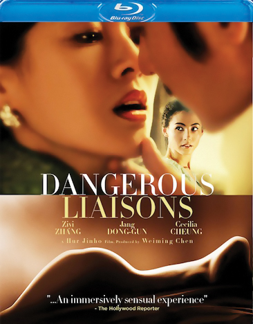 Dangerous Liaisons Blu-ray 812491013823