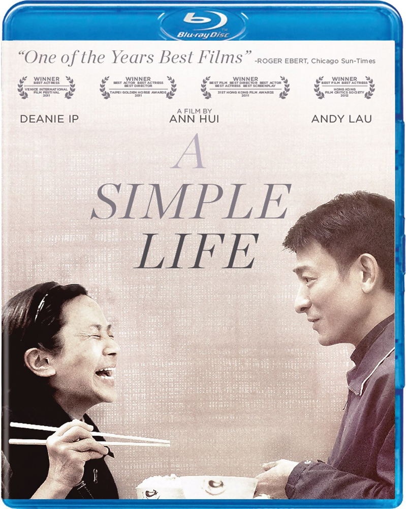 A Simple Life Blu-ray 812491013939