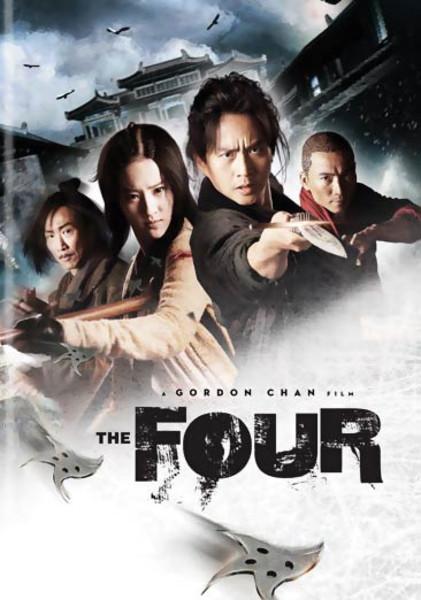 The Four DVD