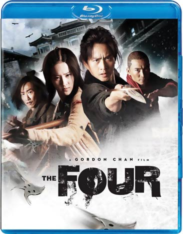 The Four Blu-ray 812491014011