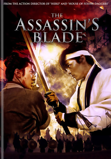 The Assassin's Blade DVD 812491014028