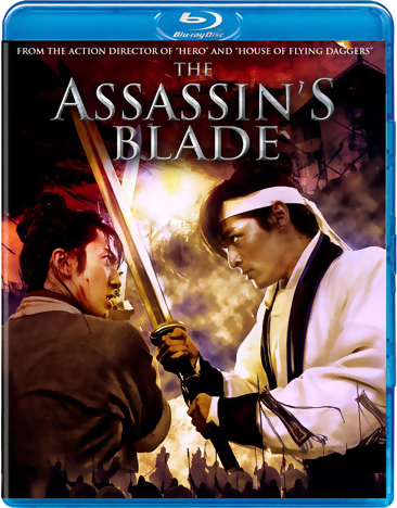 The Assassin's Blade Blu-ray 812491014035