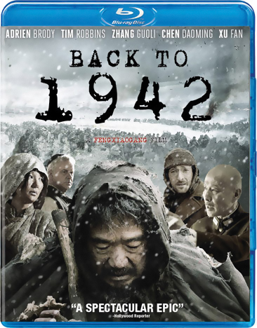 Back to 1942 Blu-ray 812491014097