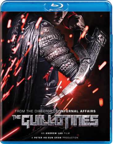 The Guillotines Blu-ray 812491014189