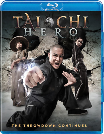 Tai Chi Hero Blu-ray 812491014202