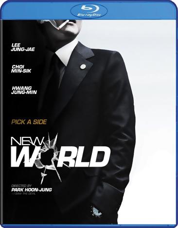 New World Blu-ray 812491014240