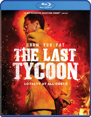 The Last Tycoon Blu-ray 812491014325