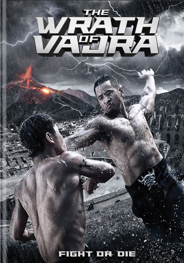 Wrath of Vajra DVD 812491014554