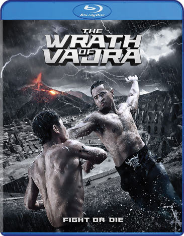 Wrath of Vajra Blu-ray 812491014561