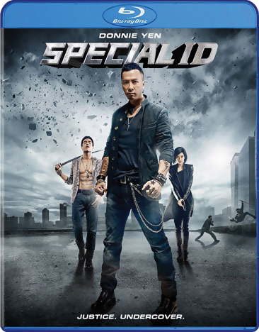 Special ID Blu-ray 812491014608